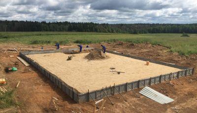 Началось строительство нового объекта